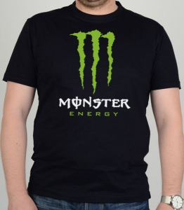 "Футболка ""Monster energy"""